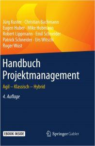 Buch Cover Projektmanagement Aufstellung